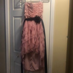 Homecoming/prom pink dress